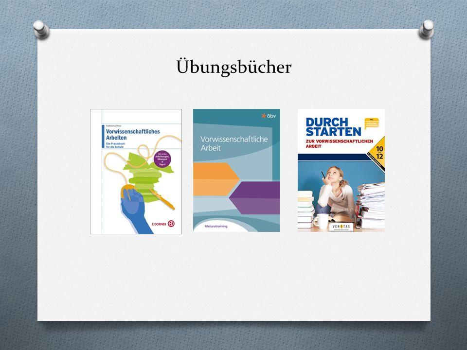 Übungsbücher