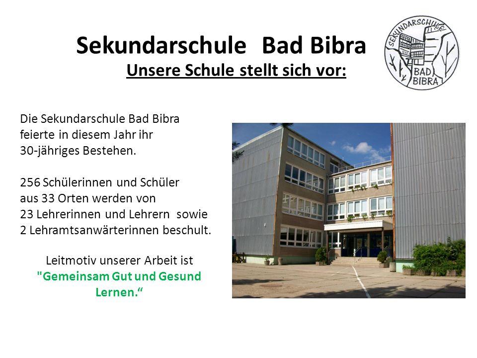 Sekundarschule Bad Bibra