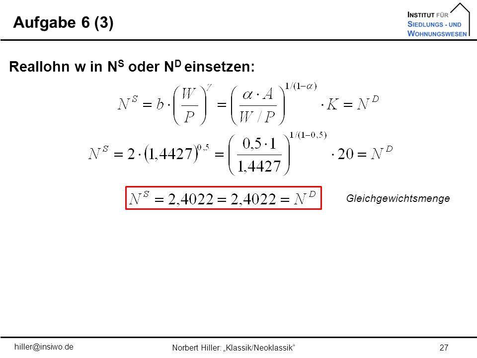 "Norbert Hiller: ""Klassik/Neoklassik"