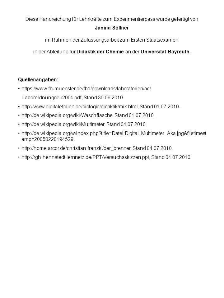 im Rahmen der Zulassungsarbeit zum Ersten Staatsexamen