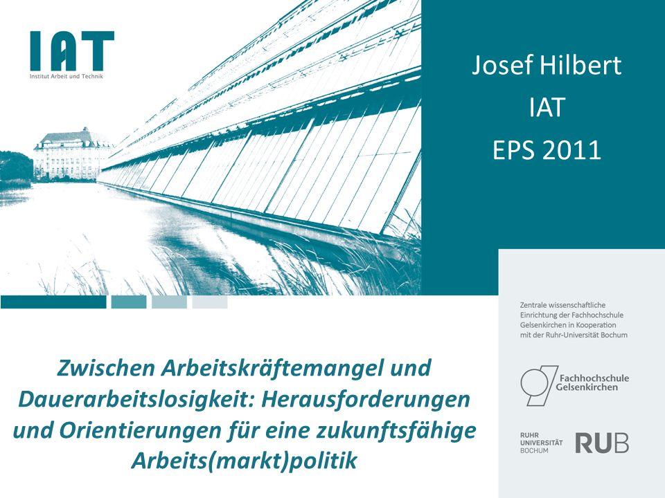 Josef Hilbert IAT. EPS 2011.