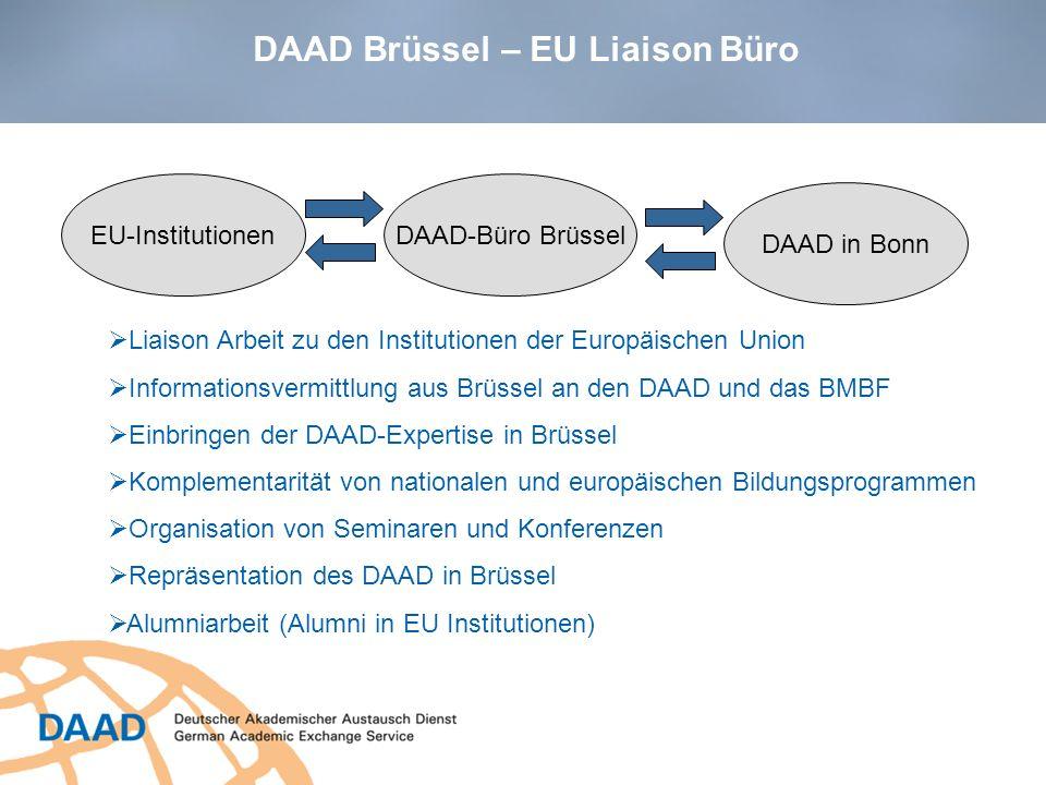 DAAD Brüssel – EU Liaison Büro