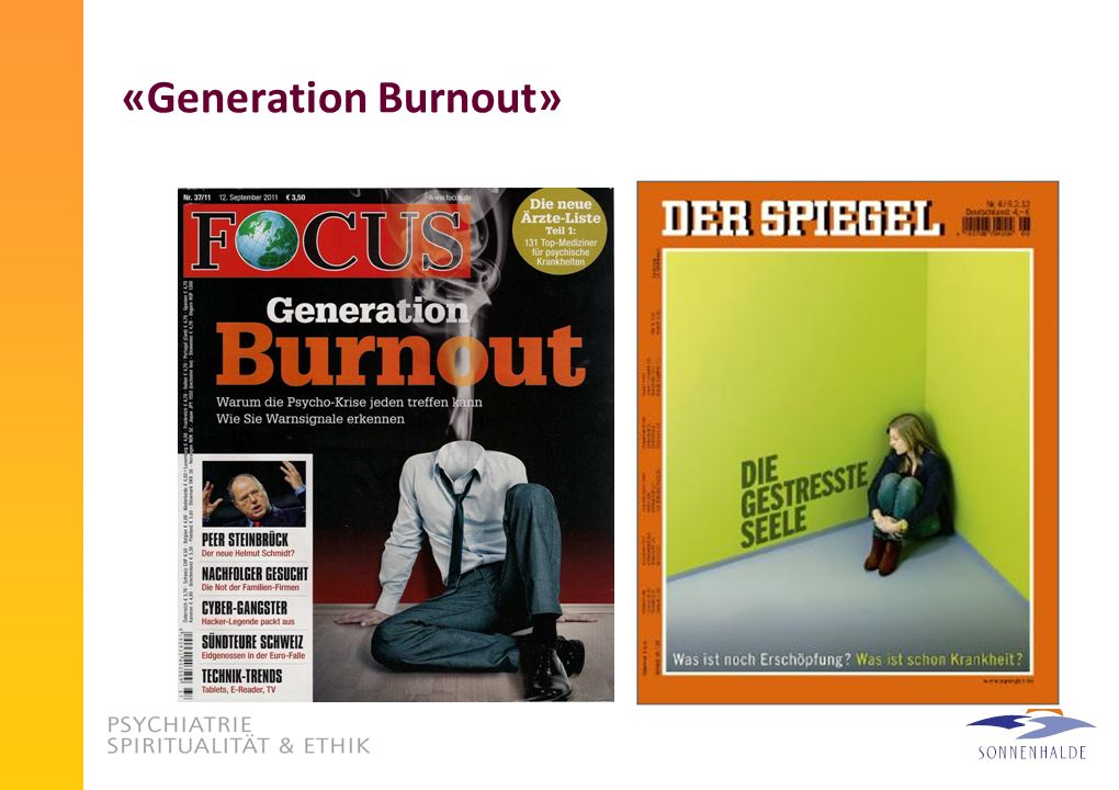 «Generation Burnout»