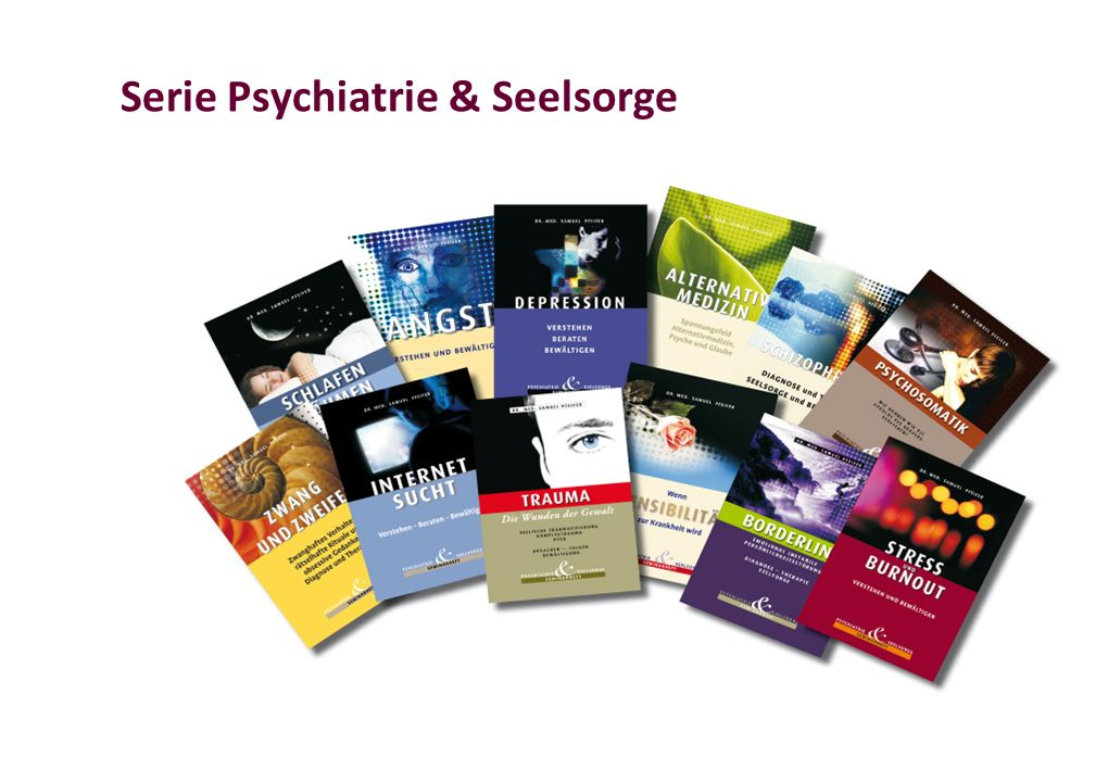 Serie Psychiatrie & Seelsorge