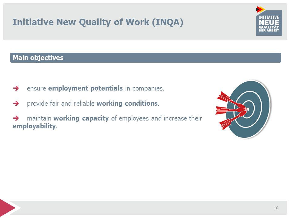 Initiative New Quality of Work (INQA)