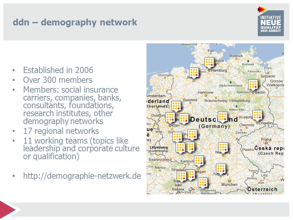 ddn – demography network