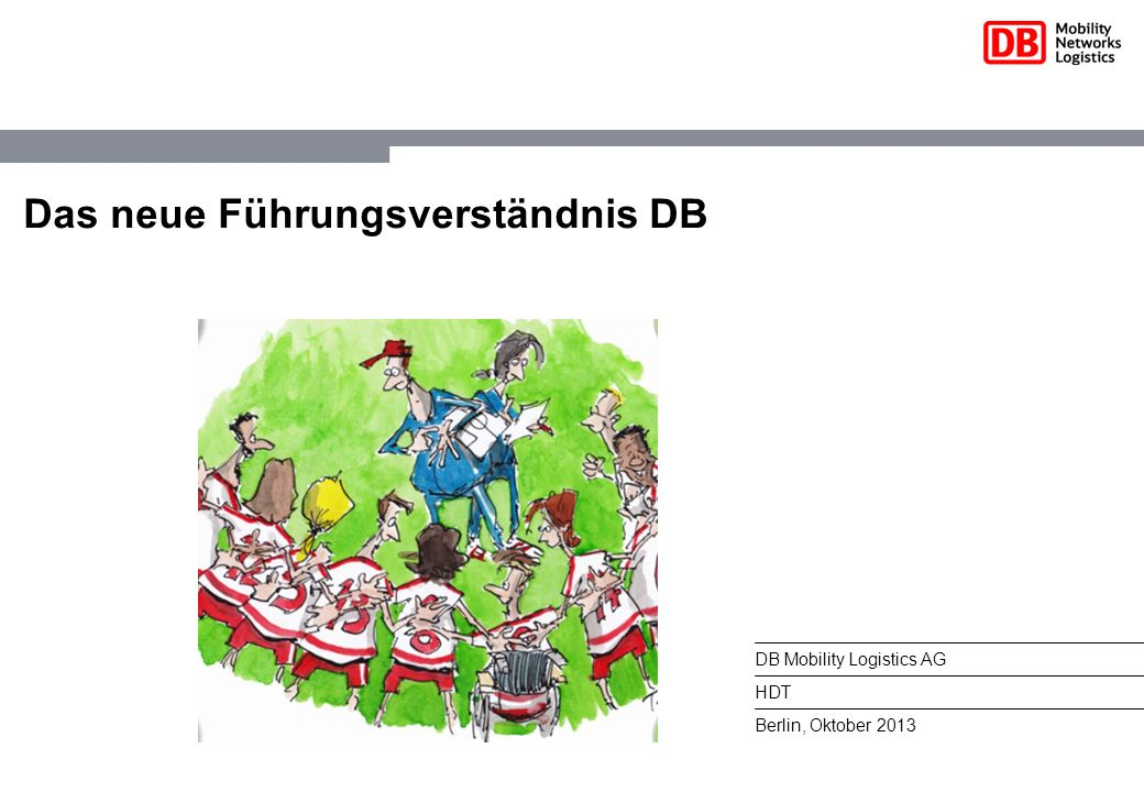 Das neue Führungsverständnis DB