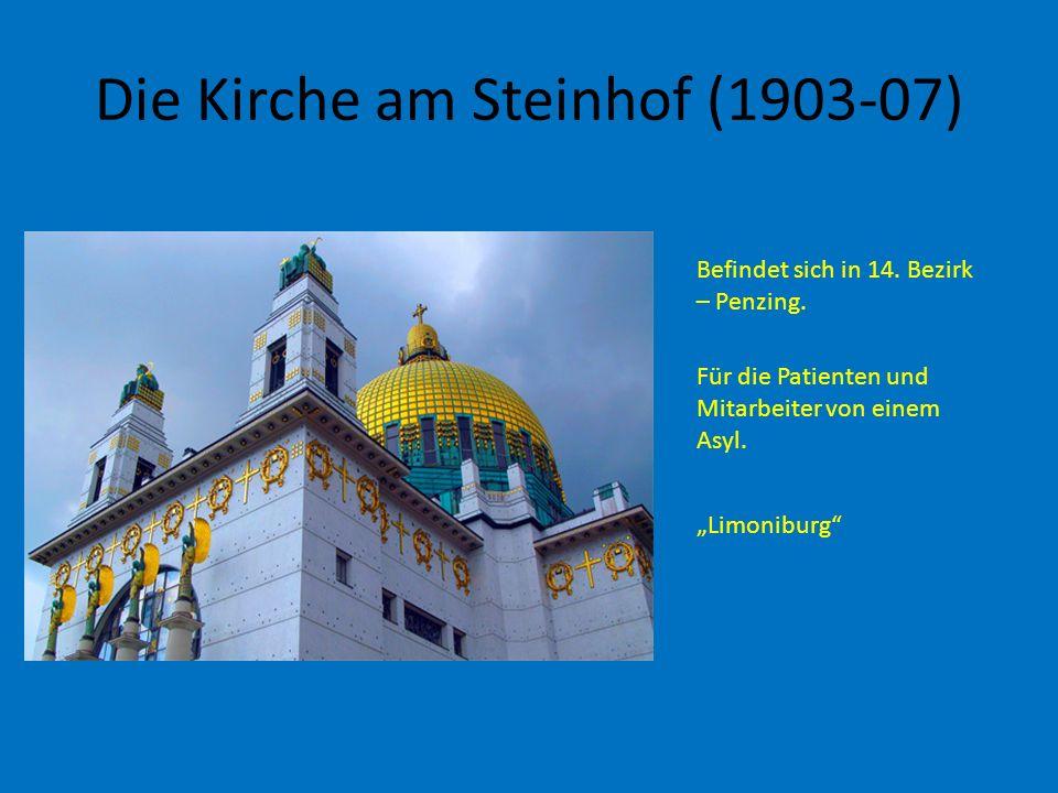Die Kirche am Steinhof (1903-07)