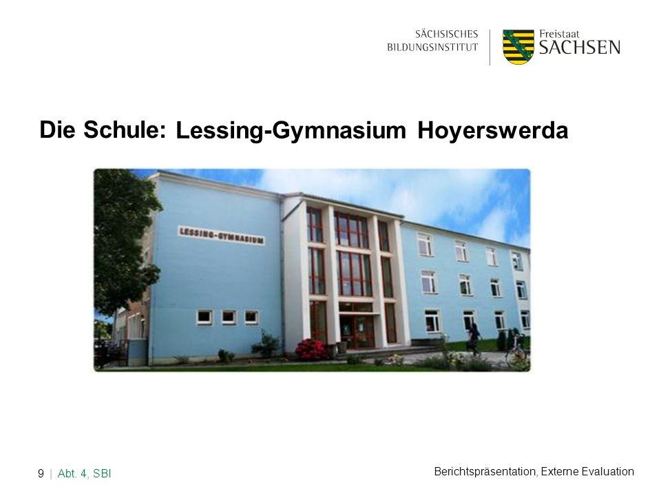 Lessing-Gymnasium Hoyerswerda