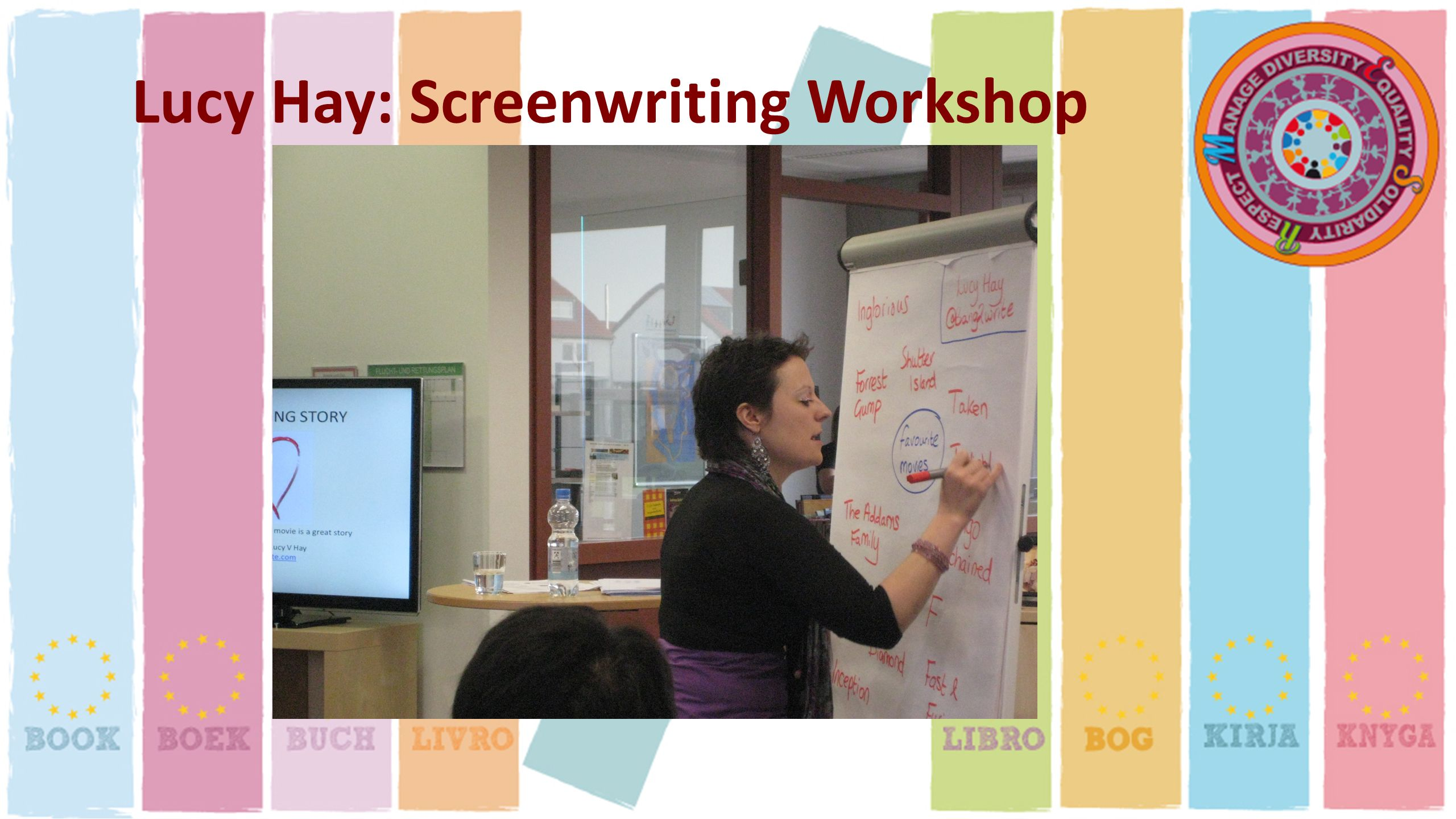 Lucy Hay: Screenwriting Workshop