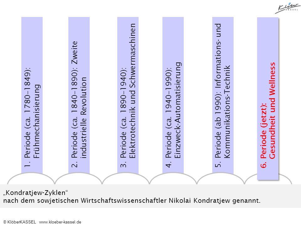 1. Periode (ca. 1780–1849): Frühmechanisierung