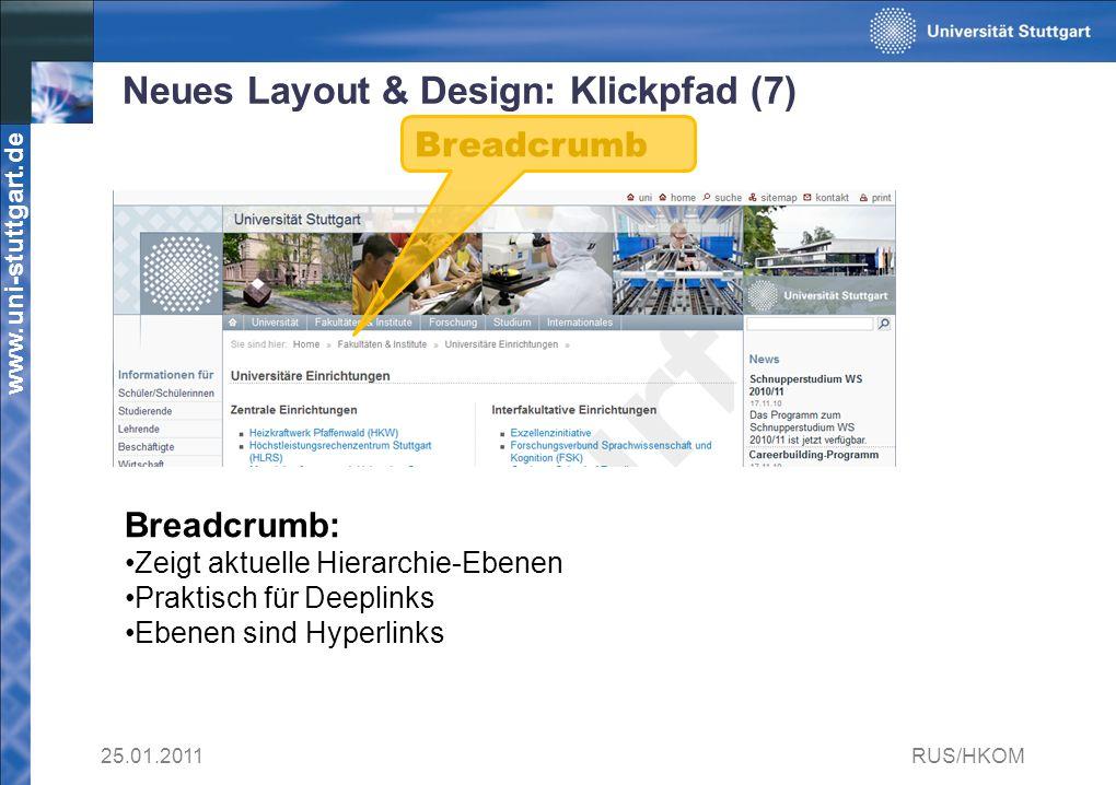 Neues Layout & Design: Klickpfad (7)