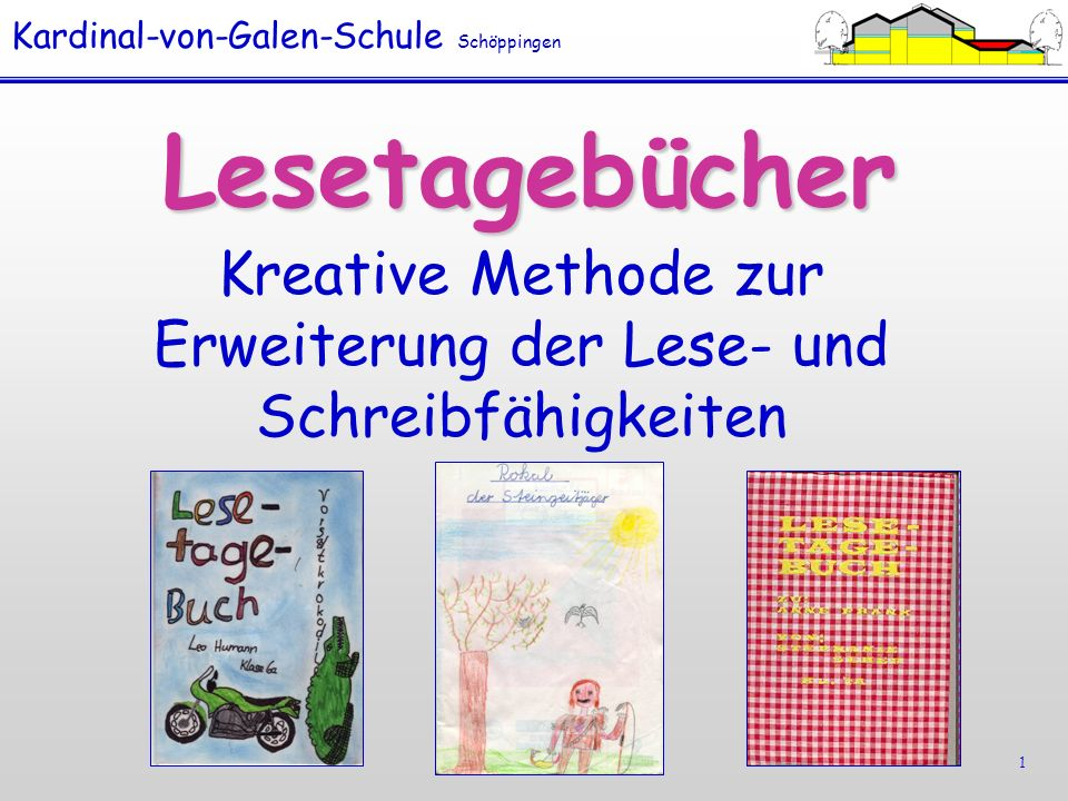 Kreative Methode zur Erweiterung der Lese- und Schreibfähigkeiten