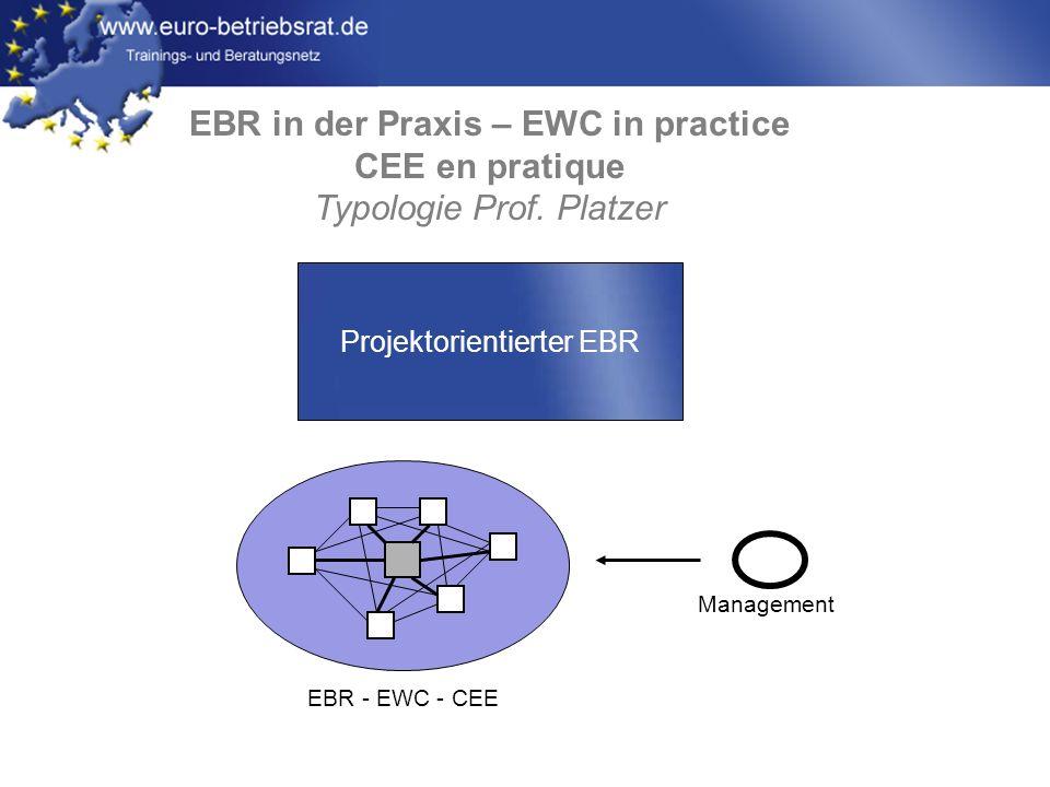 Projektorientierter EBR