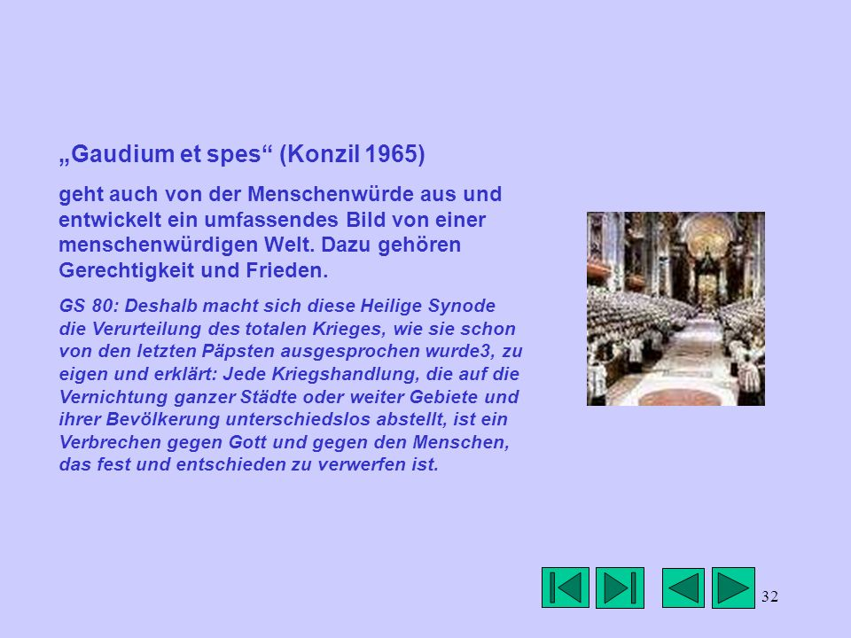 """Gaudium et spes (Konzil 1965)"