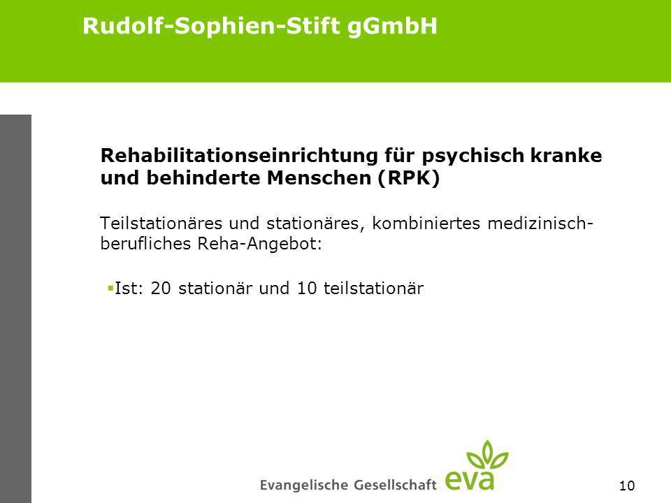 Rudolf-Sophien-Stift gGmbH
