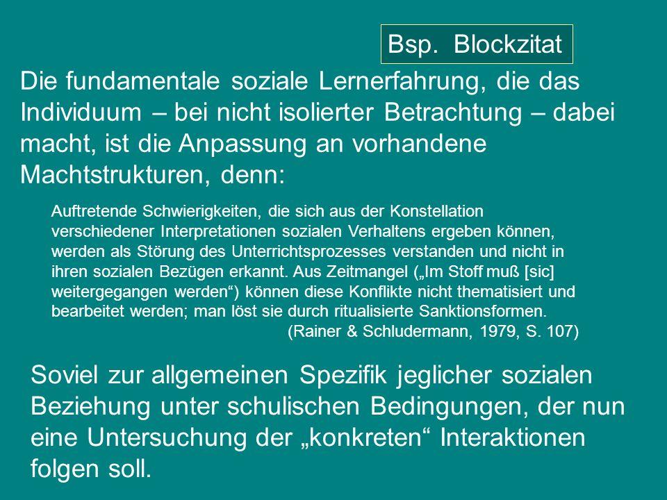 Bsp. Blockzitat