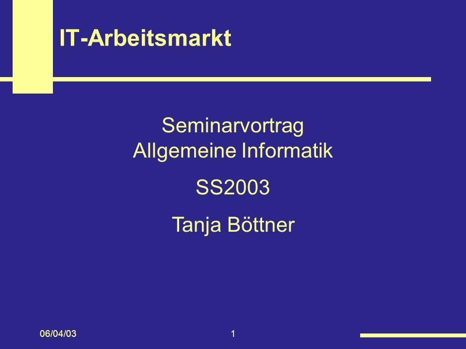 Seminarvortrag Allgemeine Informatik