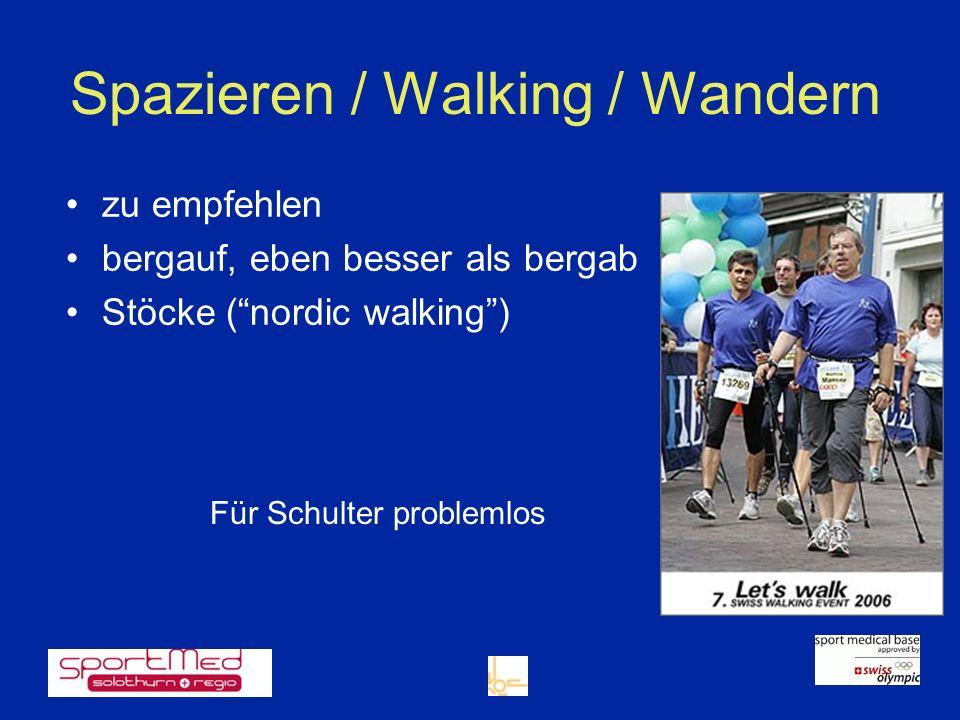 Spazieren / Walking / Wandern