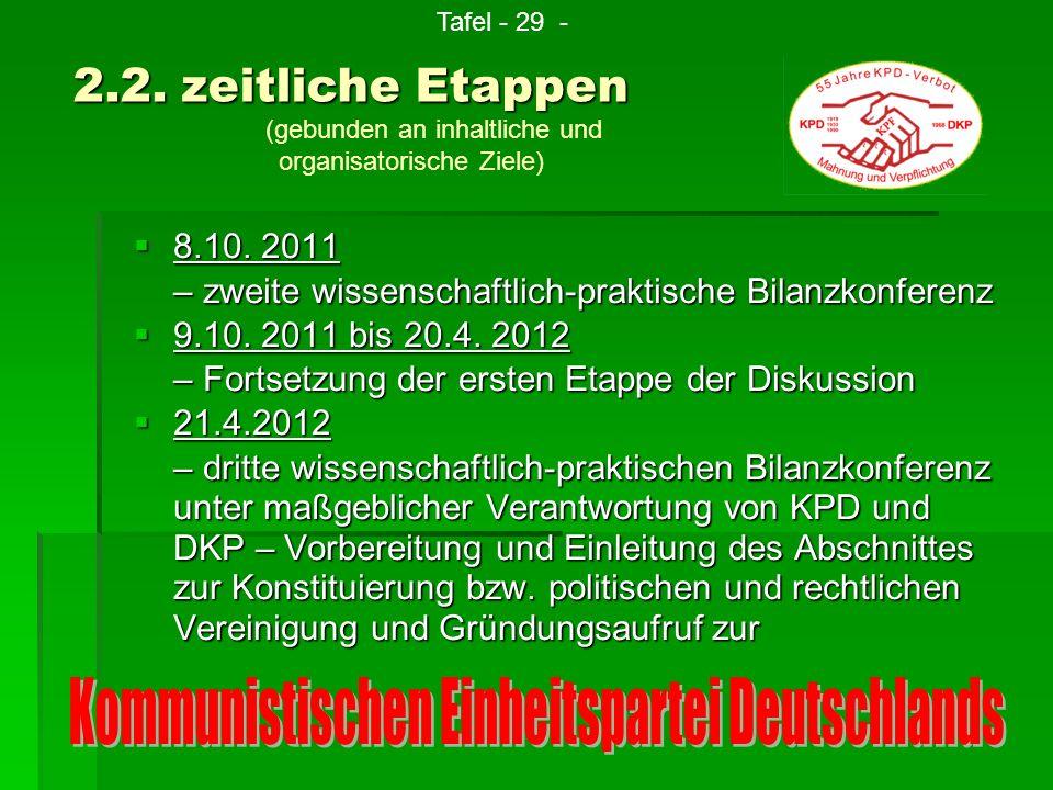 Kommunistischen Einheitspartei Deutschlands