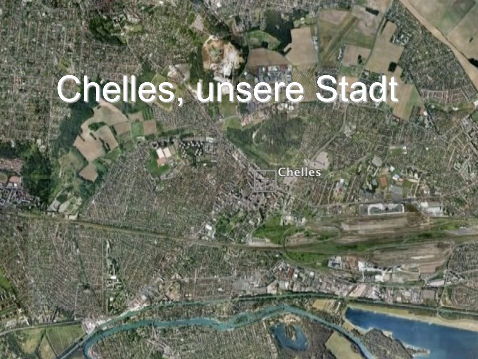 Chelles, unsere Stadt