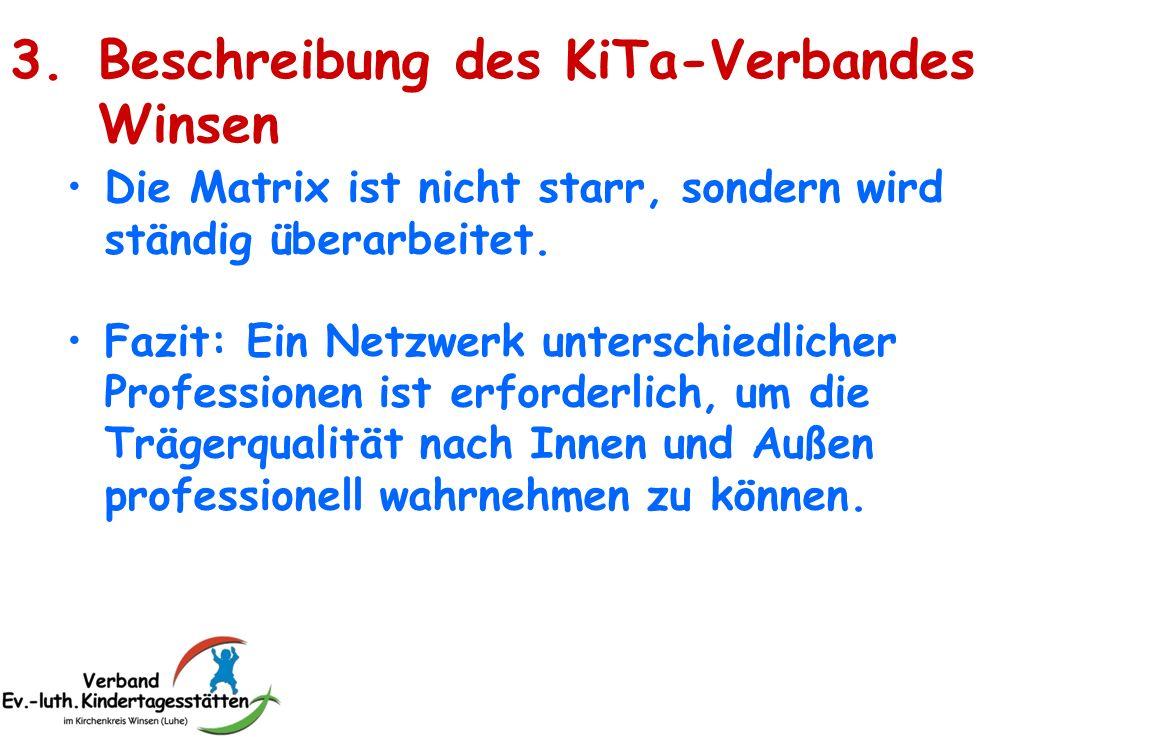 3. Beschreibung des KiTa-Verbandes Winsen