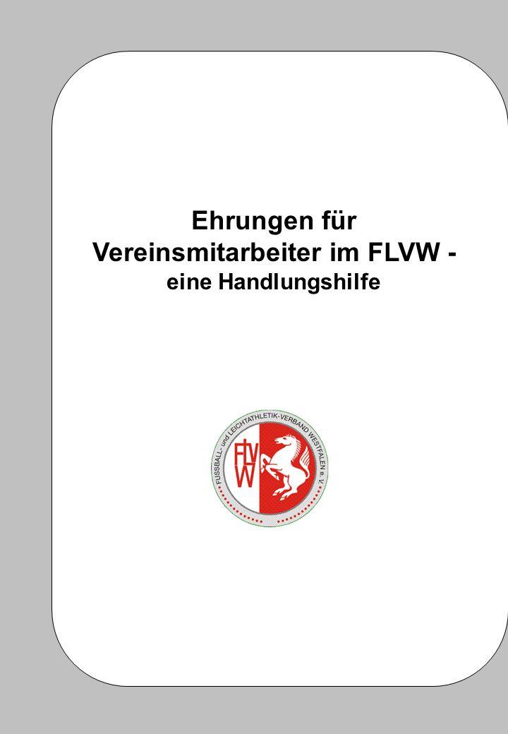 Vereinsmitarbeiter im FLVW -