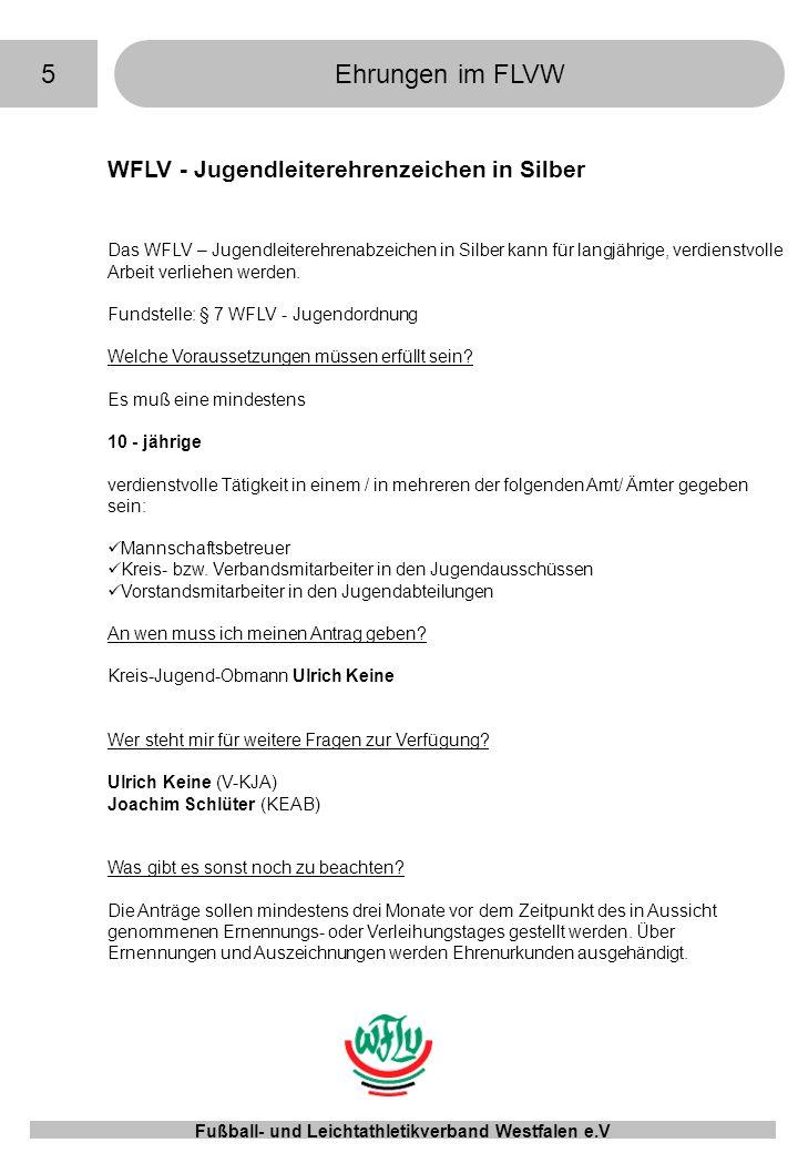 Fußball- und Leichtathletikverband Westfalen e.V