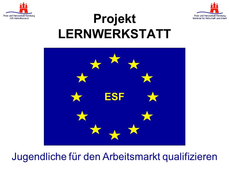 Projekt LERNWERKSTATT