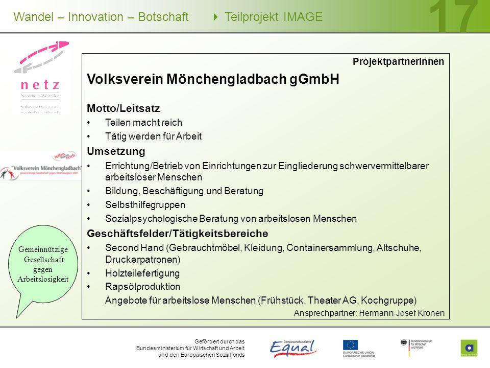 Volksverein Mönchengladbach gGmbH