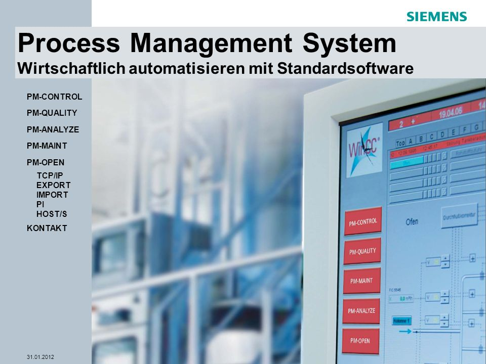 Process Management System
