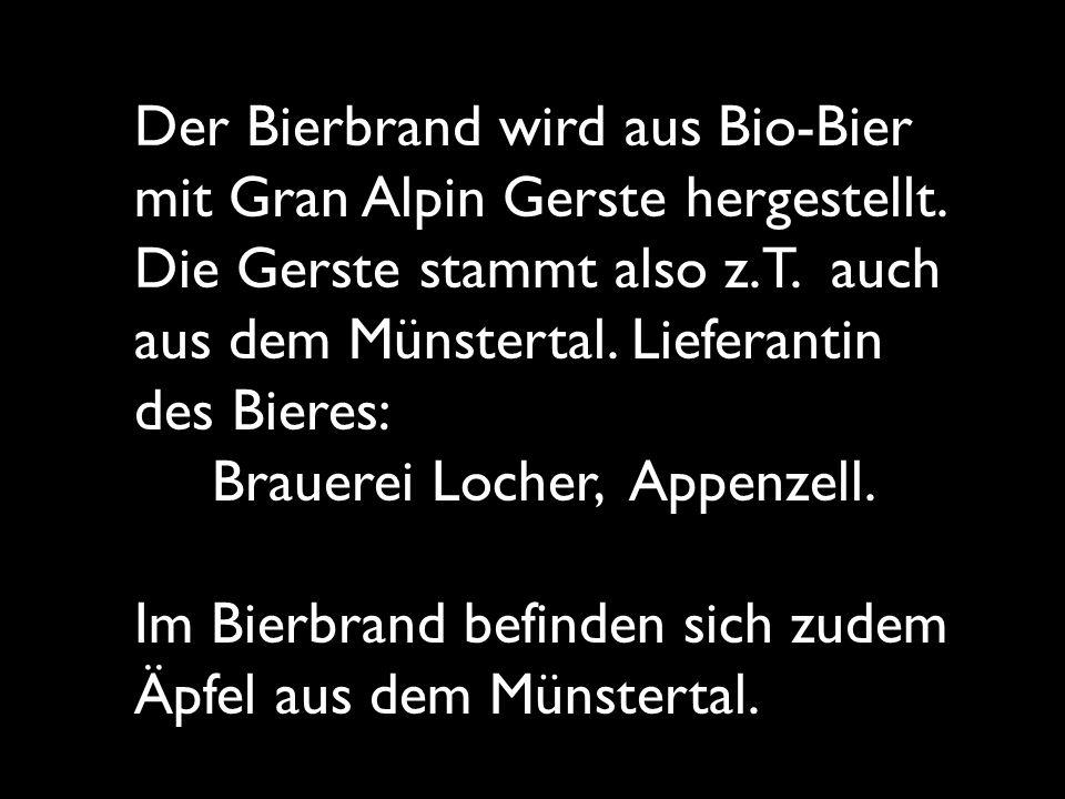 Brauerei Locher, Appenzell.