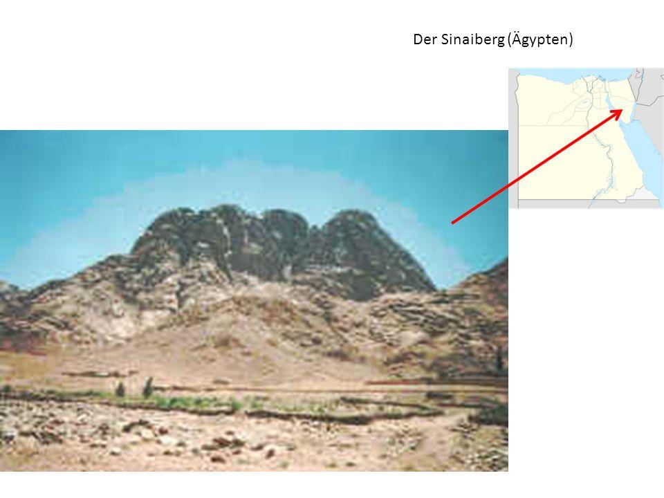 Der Sinaiberg (Ägypten)
