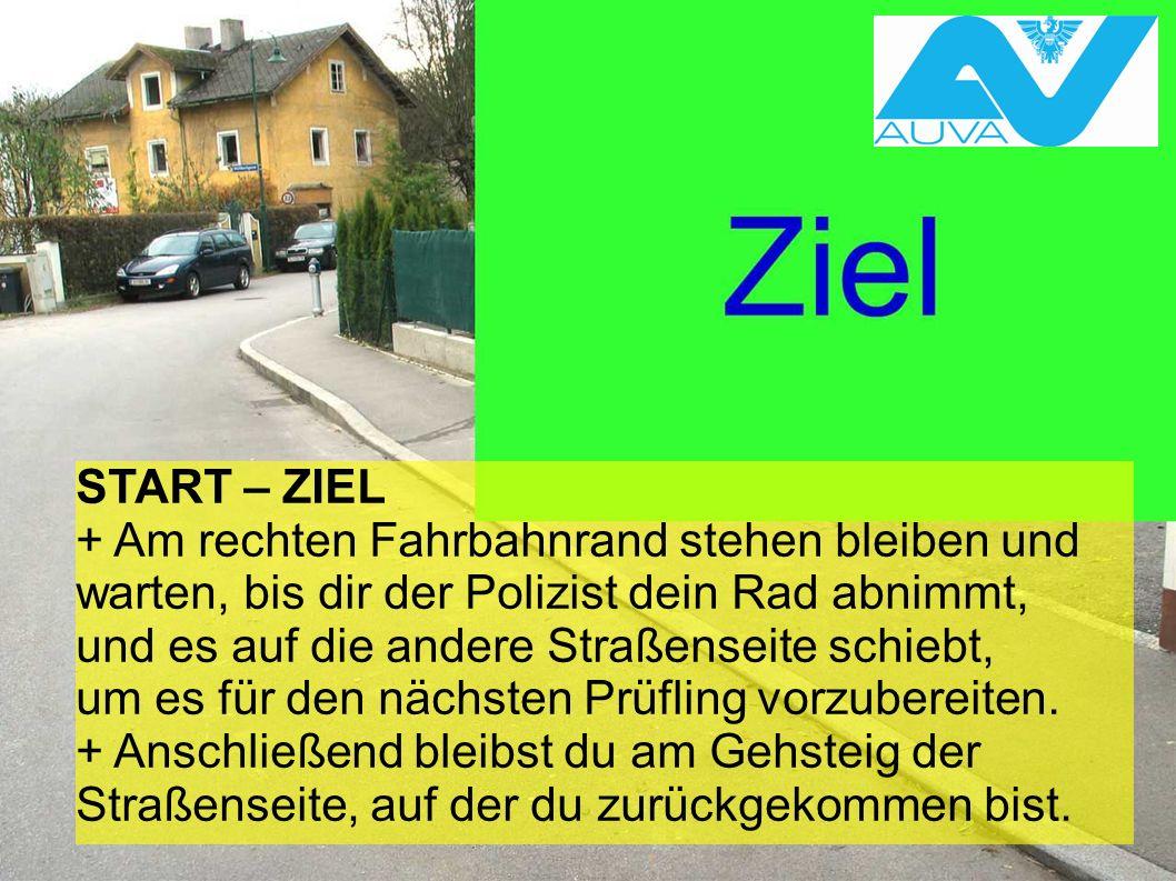 START – ZIEL