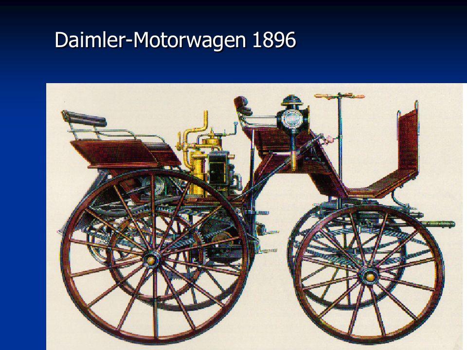 Daimler-Motorwagen 1896