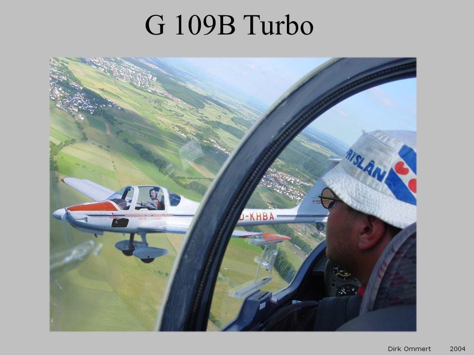 G 109B Turbo Dirk Ommert 2004