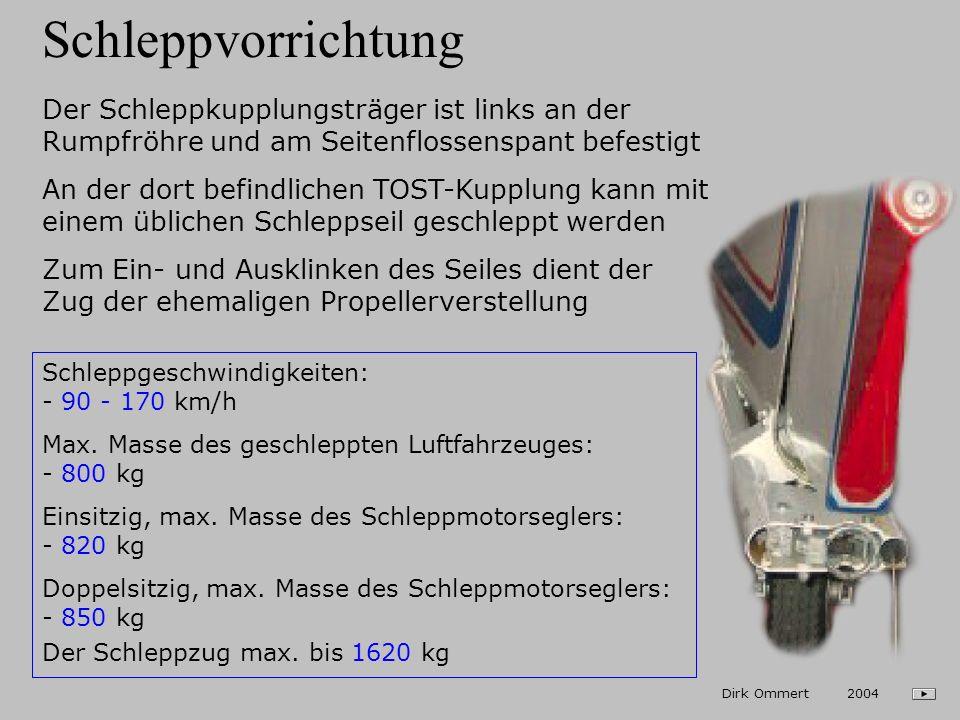 Der Schleppzug max. bis 1620 kg
