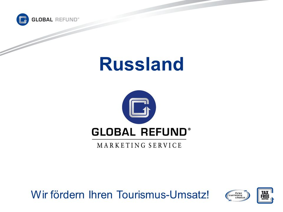 Wir fördern Ihren Tourismus-Umsatz!