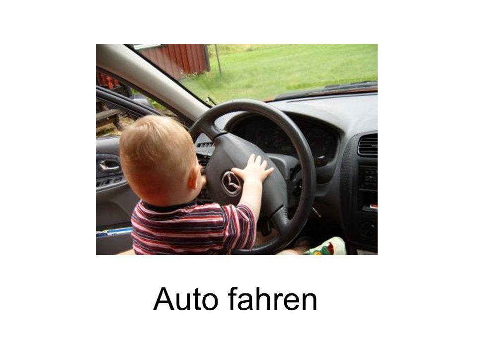 Auto fahren
