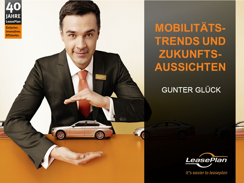 Mobilitäts-trends und Zukunfts-aussichten