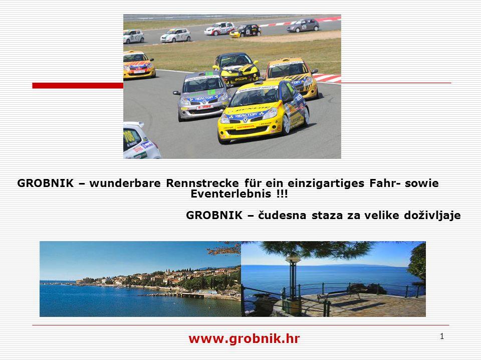 GROBNIK – wunderbare Rennstrecke für ein einzigartiges Fahr- sowie Eventerlebnis !!!