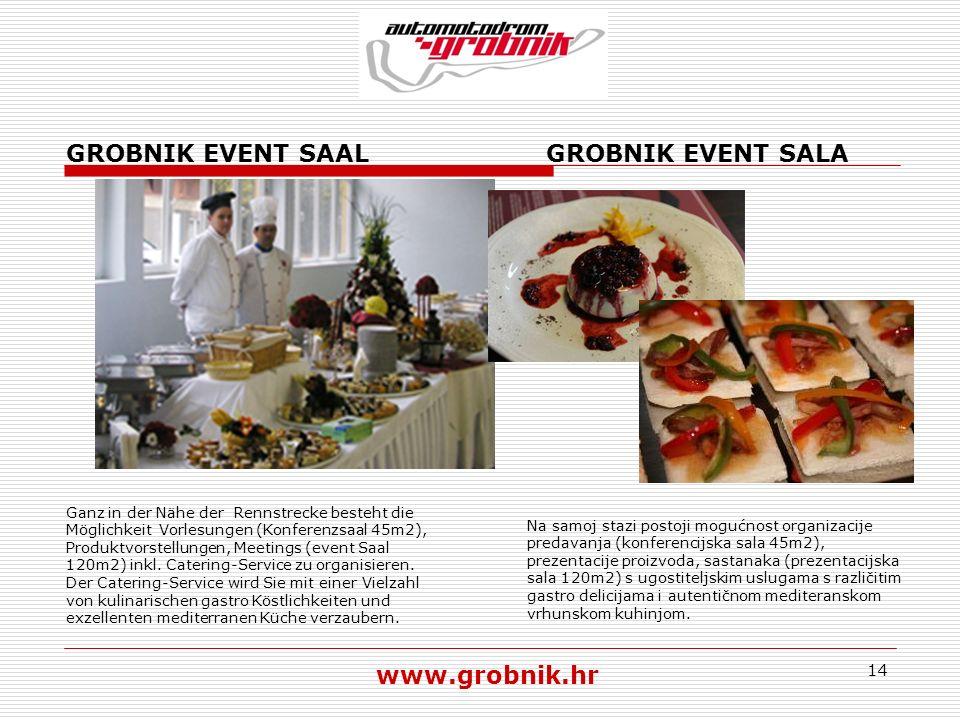 GROBNIK EVENT SAAL GROBNIK EVENT SALA