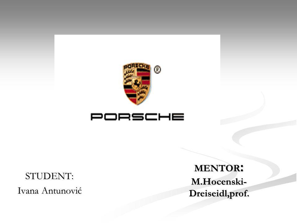 MENTOR: M.Hocenski-Dreiseidl,prof.