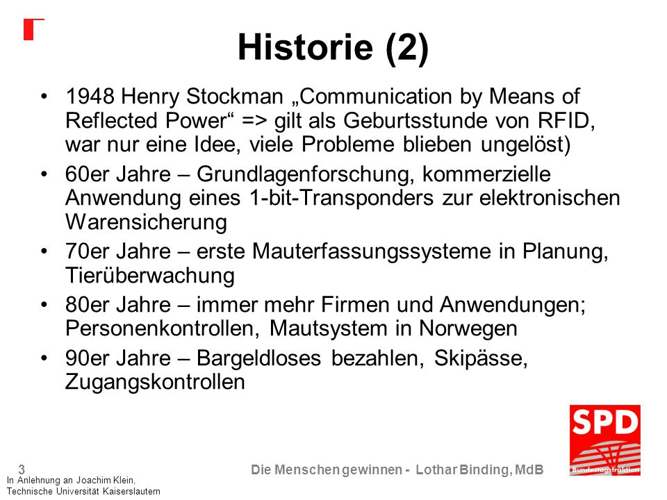Historie (2)