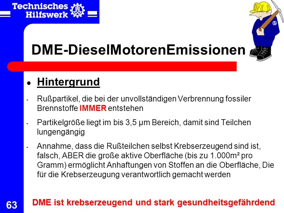 DME-DieselMotorenEmissionen