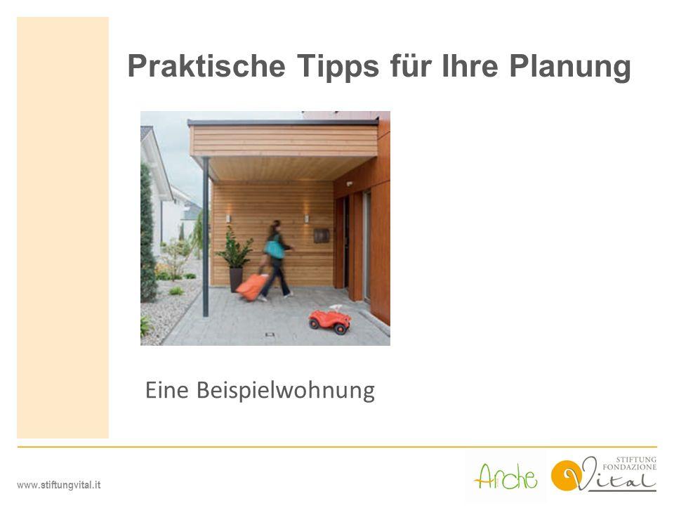 Praktische Tipps für Ihre Planung