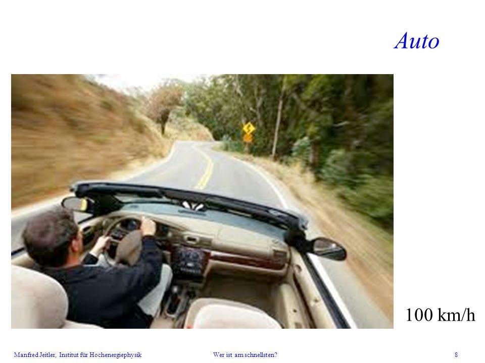 Auto Wie schnell darf man in der Stadt, über Land, auf der Autobahn fahren Wie schnell fährt ein Auto höchstens