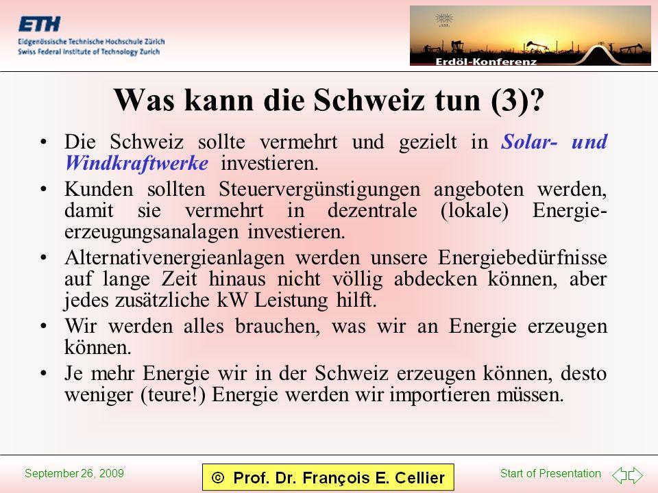 Was kann die Schweiz tun (3)