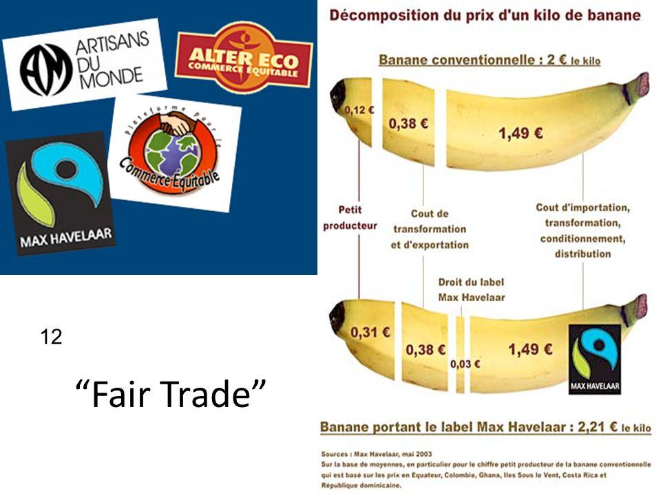 12 Fair Trade
