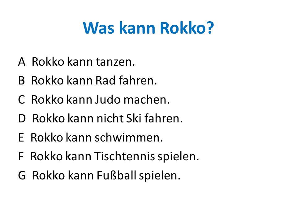 Was kann Rokko